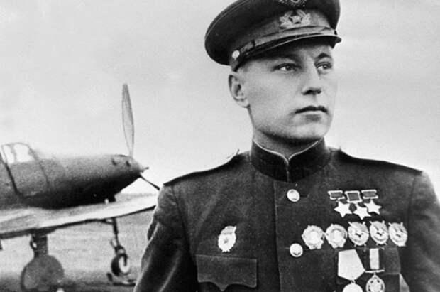 За что аса Покрышкина хотели судить военным трибуналом