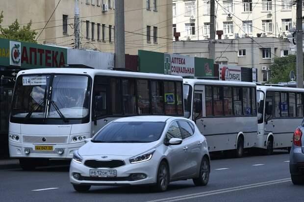 В Краснодаре пока не идет речь о повышении цен в пригородных маршрутках