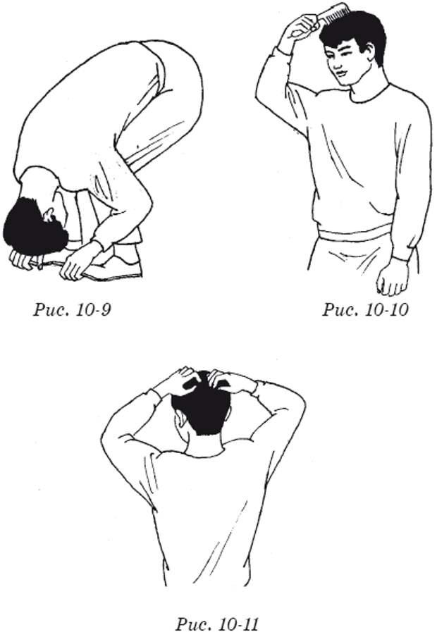 Эти упражнения Чжоу Люцзина вернут седым волосам первоначальный цвет