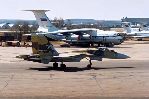 Первый и последний: чем был уникален истребитель Су-37