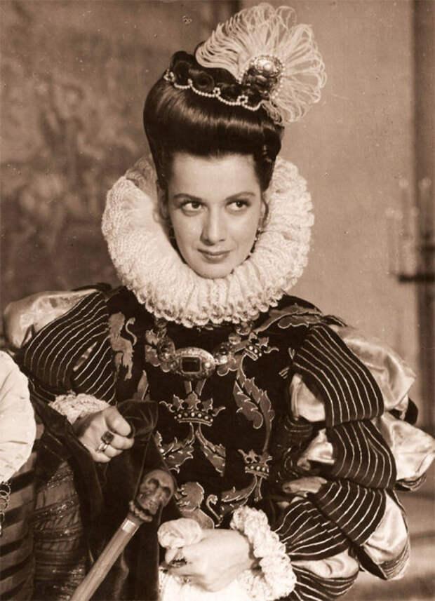 Тамилла Агамирова. Советская актриса с завораживающей красотой.