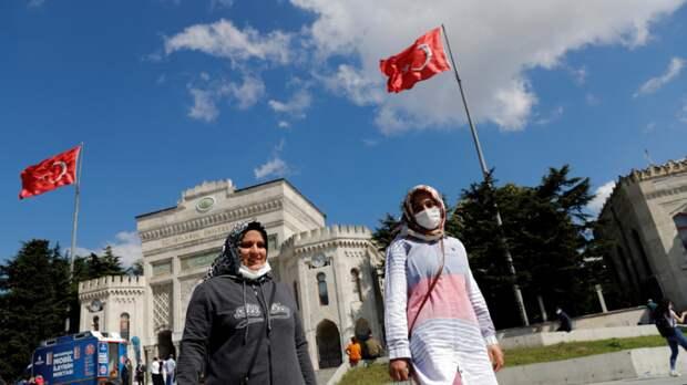 Турция иУкраина решили дружить против России