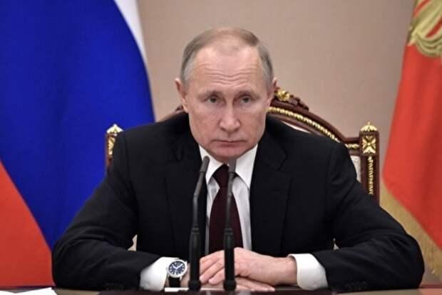 Владимир Путин лично извинился перед президентом Сербии за действия Захаровой