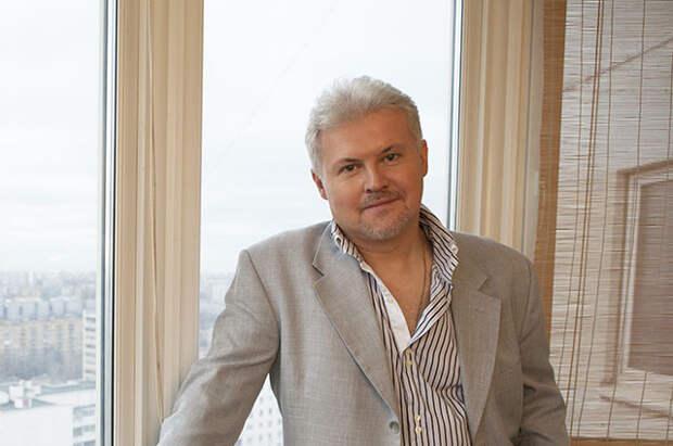 Вячеслав Невинный-младший.