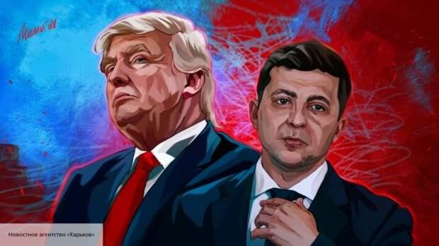 Васильев рассказал, как Трамп использует Украину на выборах в США