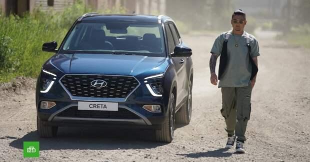 Кроссоверы Hyundai станут героями нового шоу «Фактор страха» на телеканале НТВ