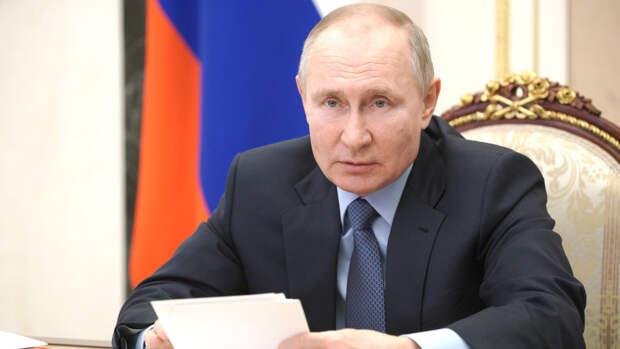 Путин подписал указ о продлении майских выходных дней