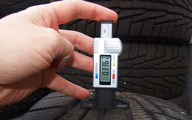 Протектор не изношен, но шина под замену… Как так?
