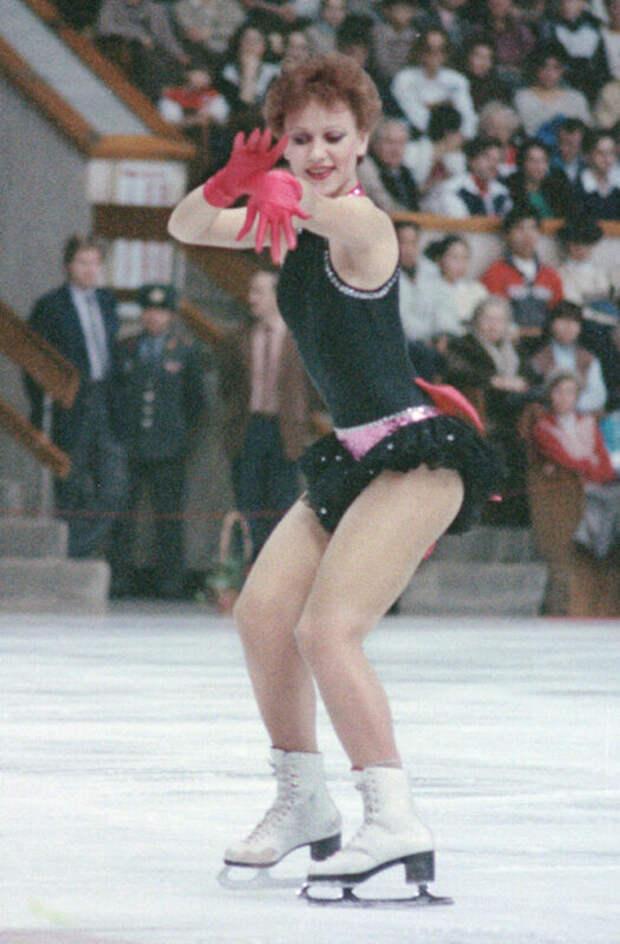 Ледяная трагедия: смерть блистательной советской фигуристки Киры Ивановой
