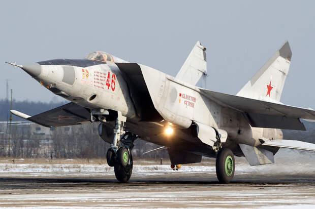 МиГ-25. Фото: Александр Бельтюков / wikimedia.org