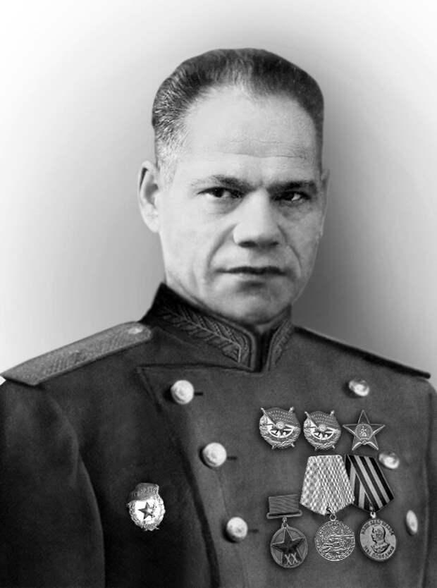 Выдвинута инициатива учреждения ордена имени генерал-майора ...