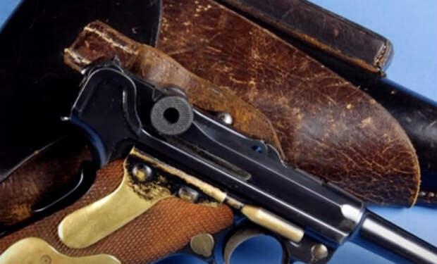Оружие охраны фюрера