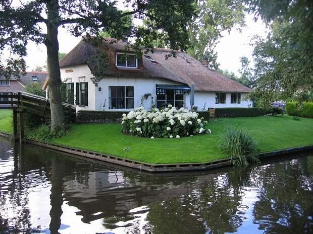 Giethoorn24 Гитхорн: деревня, где нет дорог