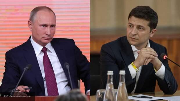 Предложение Зеленского встретиться с Путиным в Донбассе возмутило французов