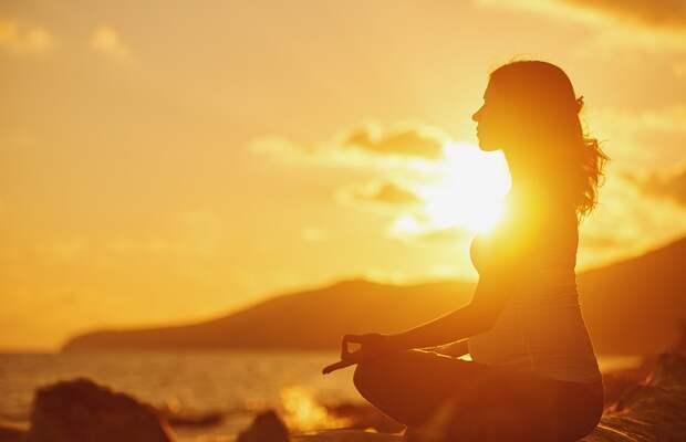 йога для расслабления мозга
