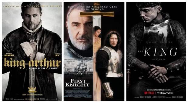 12 увлекательных фильмов про рыцарей и Средневековье