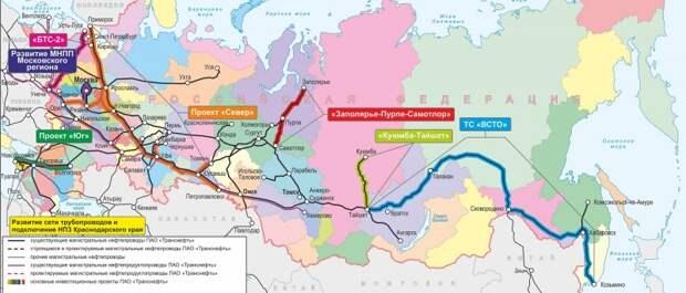 Цены на газ в Европе, рекордный минимум буровых и разворот рынка на восток
