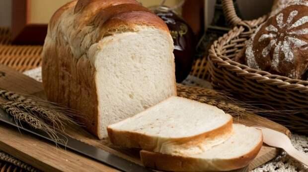 Пшеничный хлеб. \ Фото: 2gis.ru.