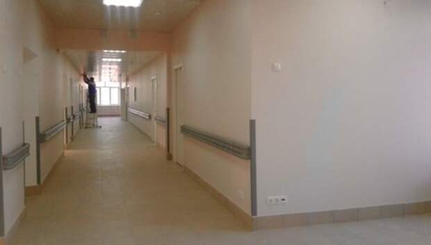 В Подмосковье стартовало голосование по ремонту медучреждений