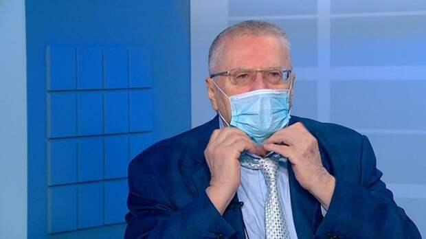Жириновский заявил о грядущем ужесточении наказания для непривитых