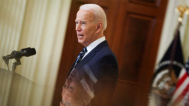 США показали голого короля. Джо Байден испугался Путина и ничего о нём не сказал