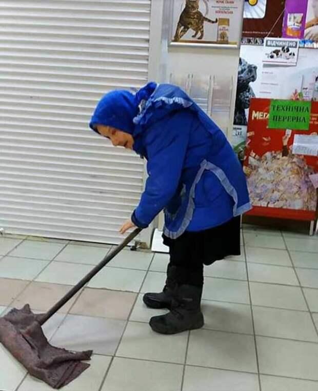 Хотели застыдобить Россию несчастной старушкой, и что выяснилось