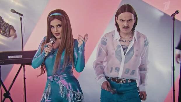 Самое то! ))  Песня с которой российская группа Little Big  будет выступать на  Eurovision 2020