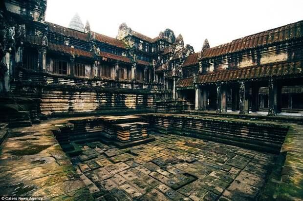 Удивительные храмы, которые стали известными благодаря фильмам с участием Анджелины Джоли