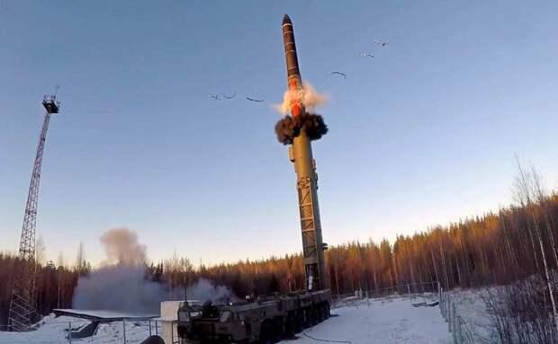 Зачем Норвегия твердо решила стать целью для российских РВСН