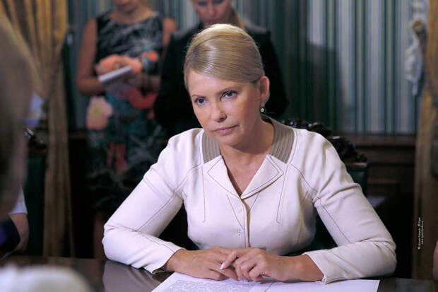 На Украине рассказали, как Тимошенко «кинула» МВФ