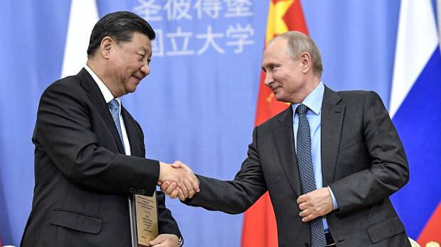 Союз Москвы и Пекина - страшный сон Вашингтона