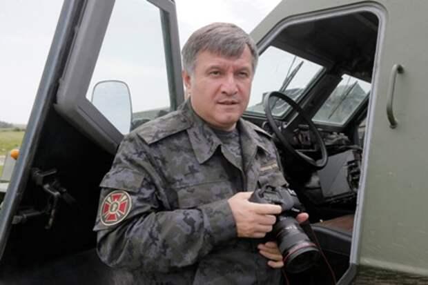 Аваков сообщил о выходе из «котла» под Иловайском командиров двух батальонов