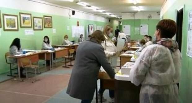 На Вологодчине самая низка явка на выборах оказалась в Череповце