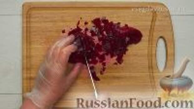 Фото приготовления рецепта: Ботвинья - шаг №1