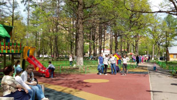 Точки Wi‑Fi появятся в парке «Дубрава» Подольска до конца года