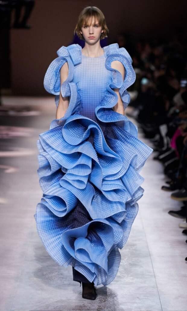 Необыкновенные создания моды