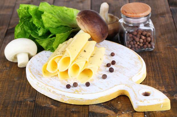 Нюансы плавленного сыра