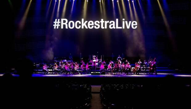 Симфонический оркестр RockestraLive исполнит рок‑хиты для подольчан в пятницу