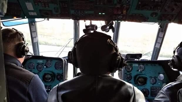 В Хабаровском крае возобновили поиски пропавшего самолёта