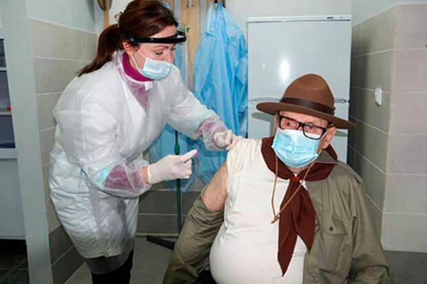 На Украине зафиксировали три рекорда покоронавирусу