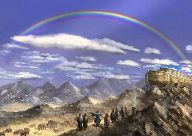 Куда исчезло бесчисленное иранство, оставив на своих местах одни лишь славянские племена?
