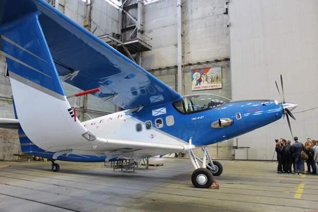 Новый АН-2 имеет уверенные экспортные перспективы - к нему проявляют интерес Казахстан, Монголия и Китай