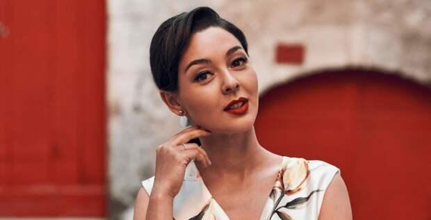 Актриса Марина Кравец впервые показала лицо дочери
