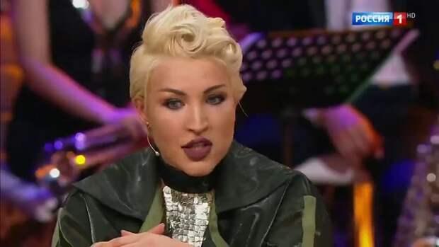 Певица Саша Градива: Не хочу жить с человеком, который не способен контролировать агрессию