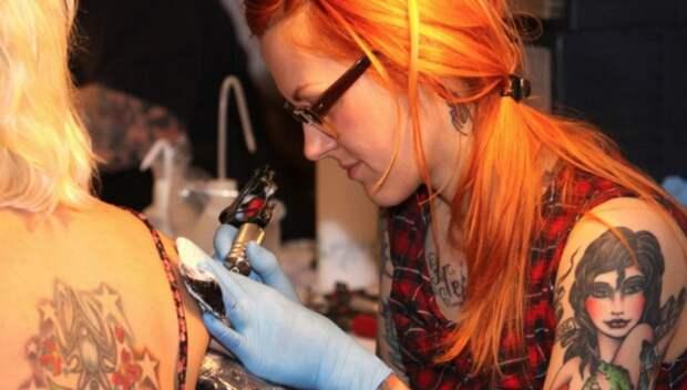Люди с татуировками чаще остаются без работы