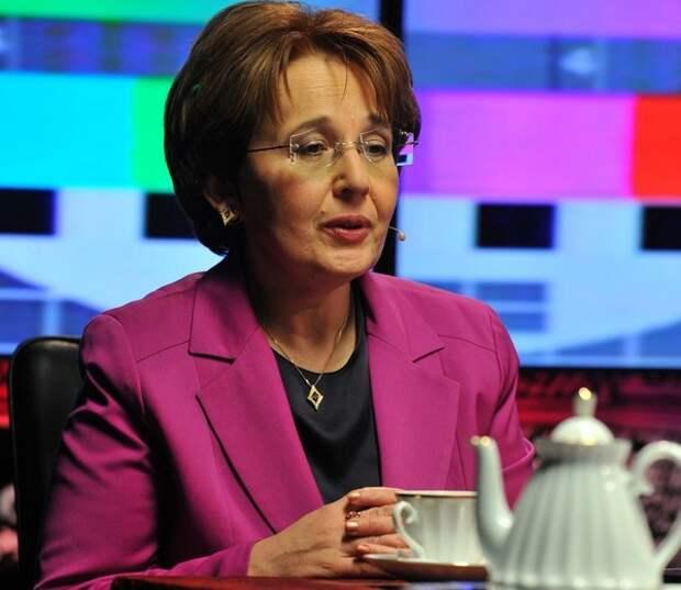 Дмитриева готова составить конкуренцию Беглову на выборах в Петербурге