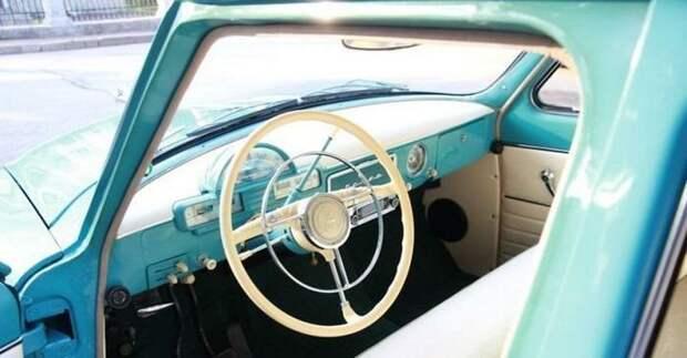 Восстановление старой Волги ГАЗ-21 автомобиль, волга, машина