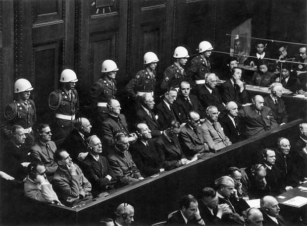 В России будут противостоять попыткам ревизии решений Нюрнбергского трибунала