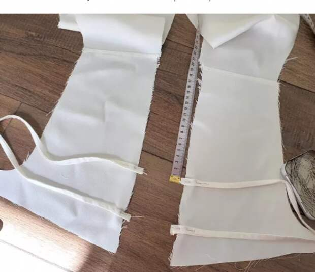 Как сшить красивое летнее платье Diy своими руками