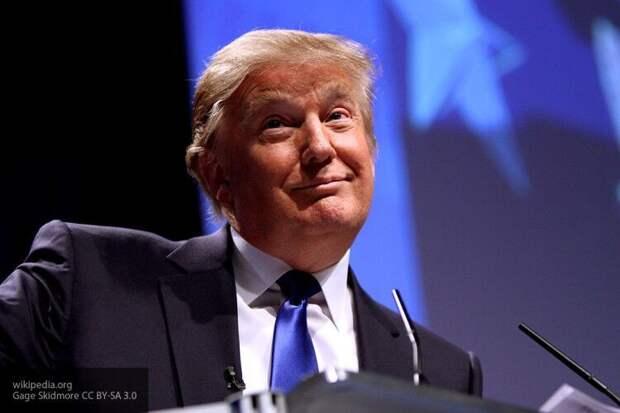 Противники Трампа разослали его сторонникам собачьи фекалии